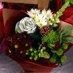 Christmas £20 bouquet