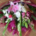 Seasonal Pinks, from £20. Photo, £35
